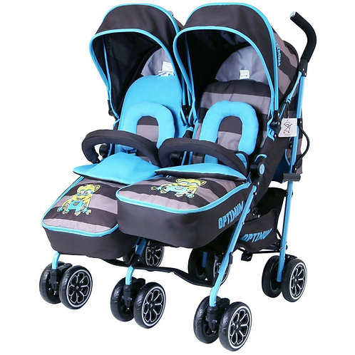 Optimum Twin Stroller - Various Designs
