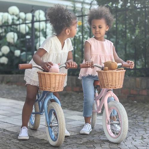 Baghera Blue Vintage Balance Bike