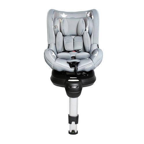My Babiie Orbit Group 0+/1 Grey Stars Car Seat