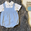 Thumbnail: Baby Ferr 'Terry' Turtle Romper Outfit
