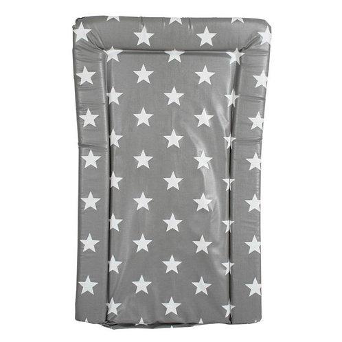 Grey Stars Changing Mat