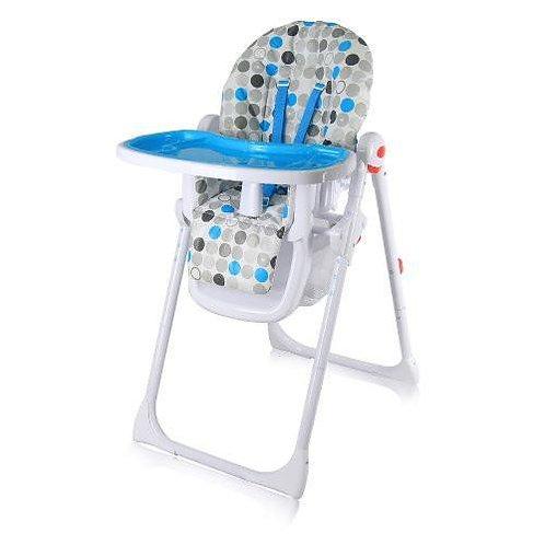 Mama Blue Circles Highchair