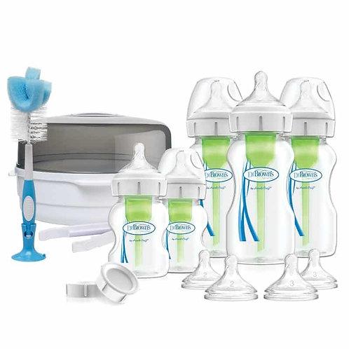 Dr Browns Anti Colic  Newborn Starter Set