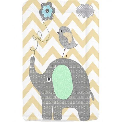 Chevron Elephant Changing Mat