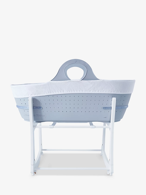 Tommee Tippee Sleepee Moses Basket & Rocking Stand