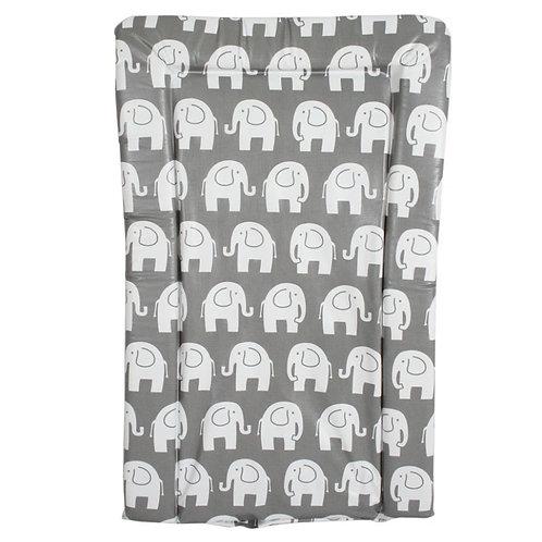 Grey Elephant Changing Mat