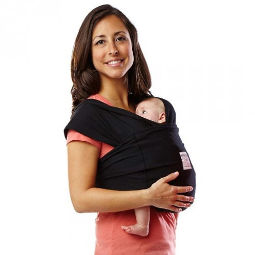 Baby K'Tan Cotton Carrier in Black
