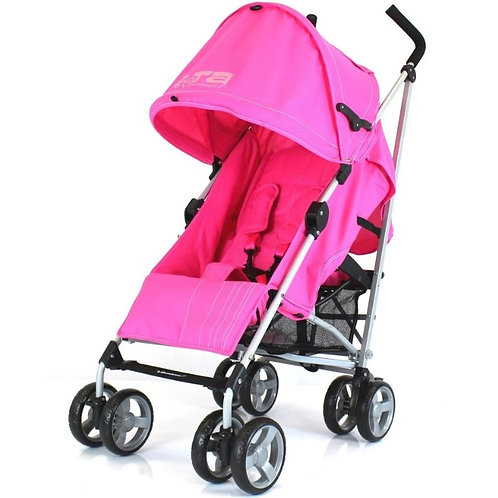 Zeta Voom Pink Stroller
