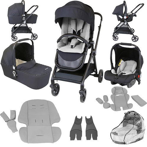 iStyle 3-in-1 Travel System - Various Colours