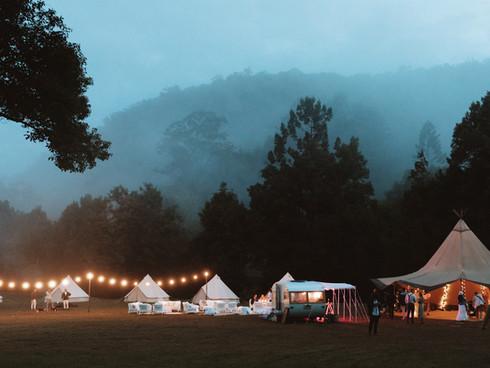 Tipis & Tents Misty