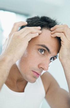 Alopezie, Haarausfall, Effluvium, diffuse Alopezie, androgenetische Alopezie
