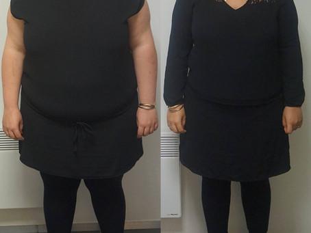 Laura -28kg avecBetter Live