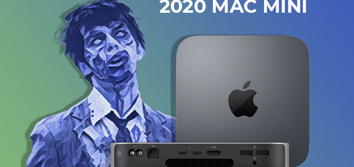 The Mac mini — Your Solution to Having Your Cake and Eating It Too