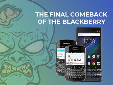 Is the BlackBerry KEY2 LE the final comeback?