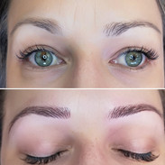 New brows for this beauty!