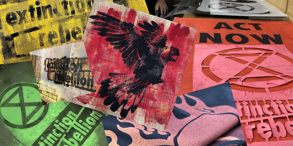 Artivism workshop