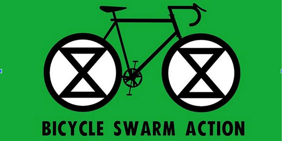 Bike Swarm Action