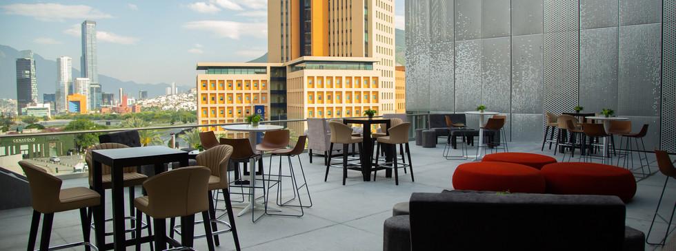 VIP Lounge Terraza