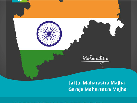 Wish you a very happy Maharashtra Day!