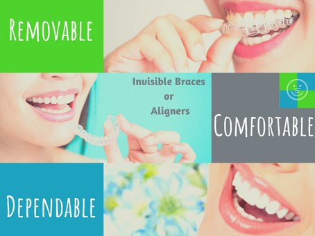 Invisible Braces / Invisalign