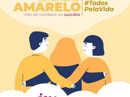 SETEMBRO AMARELO💛 #todospelavida