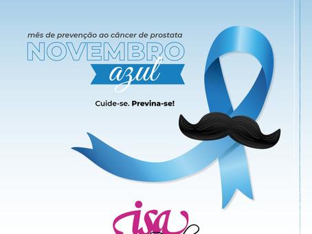 Novembro Azul é um movimento para o ano todo!