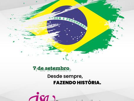 7 de setembro | Independência do Brasil