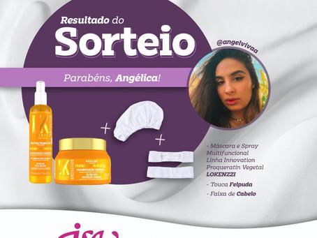 Mais um sorteio ISA Brasil em parceria com a Farma Viver!