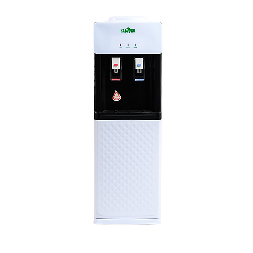 [Hot & Cold] Floor Stand Dispenser With Single Cooling Fan