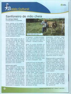 Revista Produtor Itambé - julho 2010