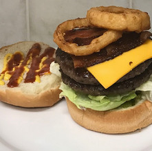 Trapper's Burger - Trappers