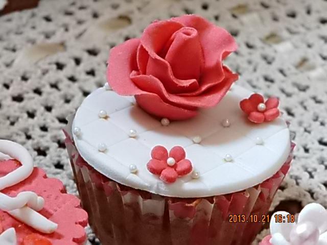 Florcitas de azúcar