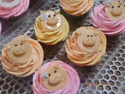 Cupcake cerditos