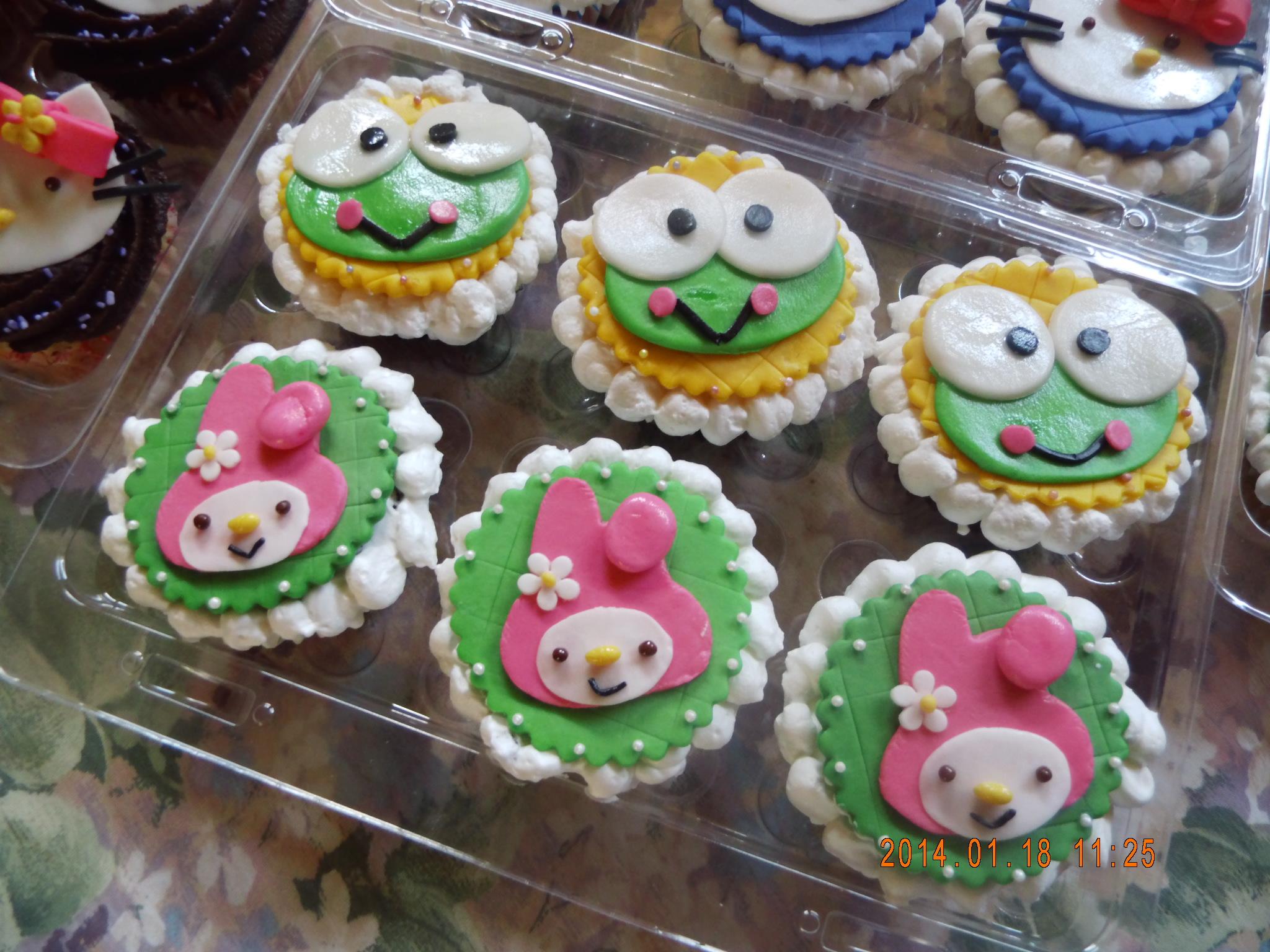 Cupcake my melody