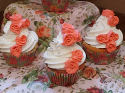 Cupcake rosita