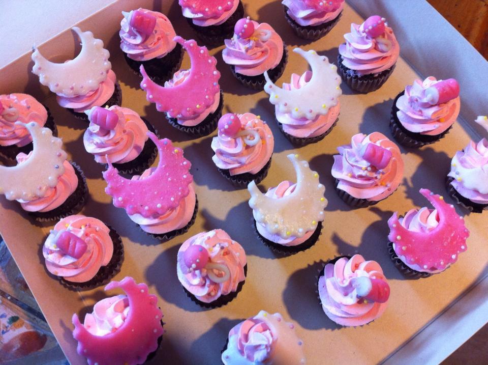 Mini cupcake babu shower