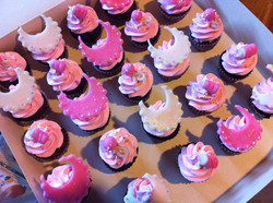 Mini cupcake babu shower
