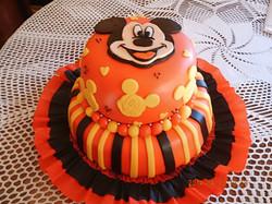 Mickey mouse roja