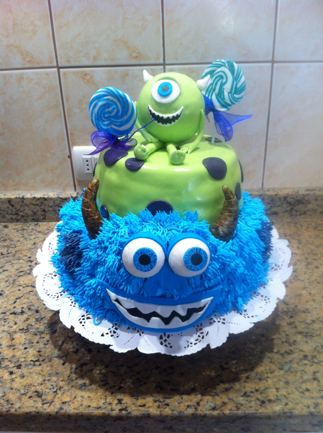 Pastel Monster Inc.