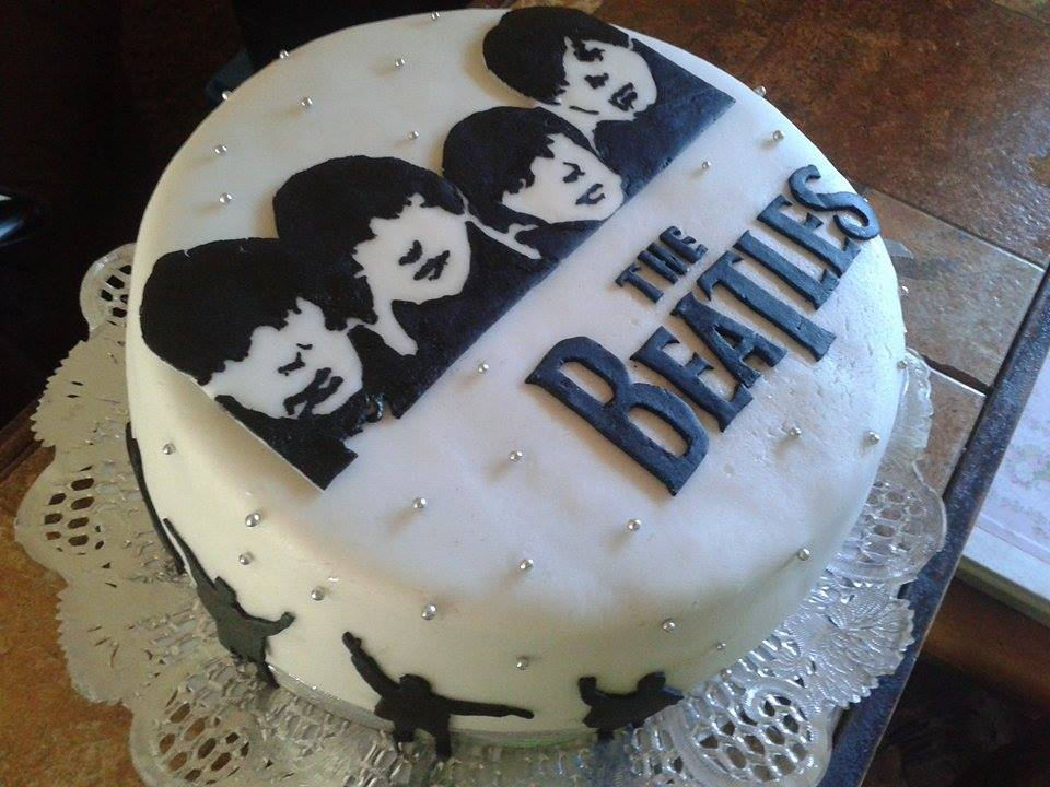 Pastel the beatles