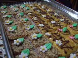 Mini pastelillos de nuez