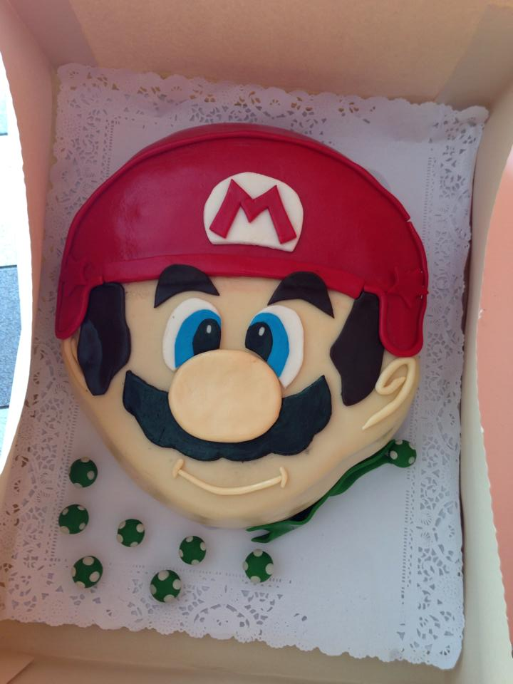 Carita Mario Bross