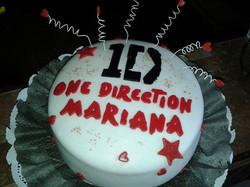 One direction Mariana