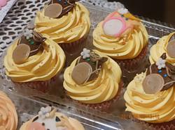 Cupcake caballitos