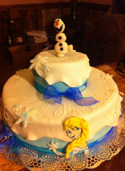 Pastel Frozen