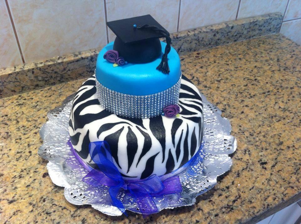 Pastel graduacion