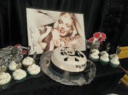 Pastel Marilyn Monroe