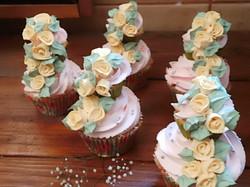 Cupcake dos pisos