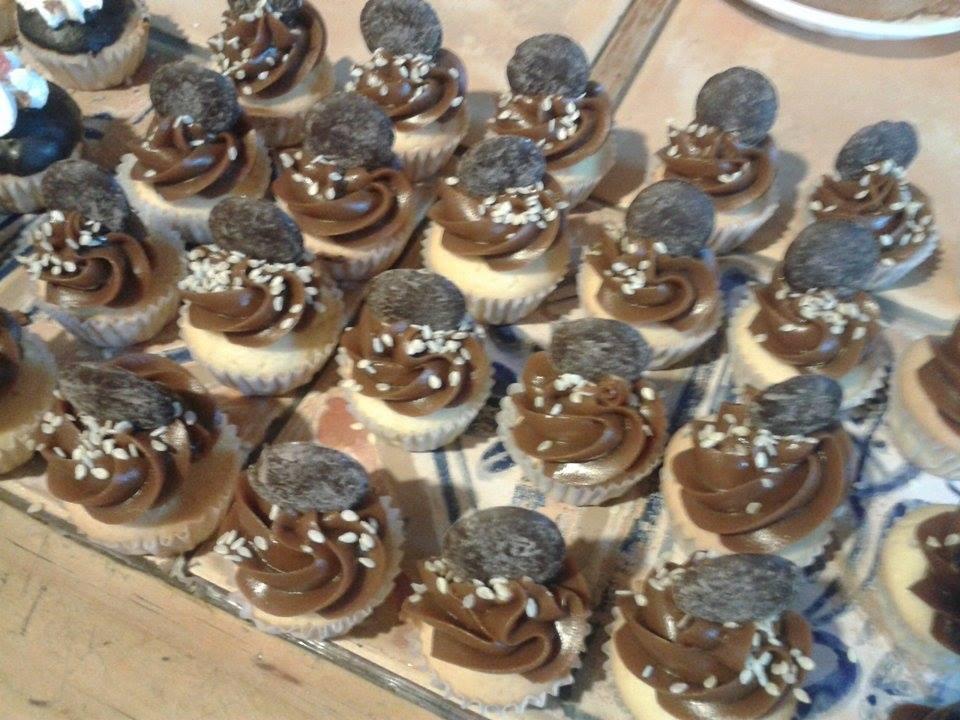 Mini cupckes