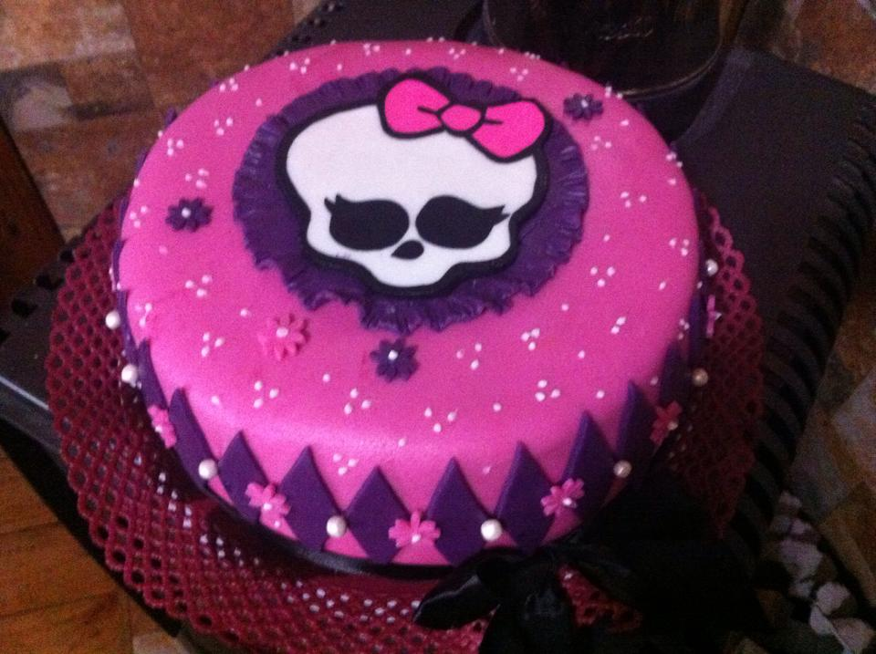 Pastel monster high